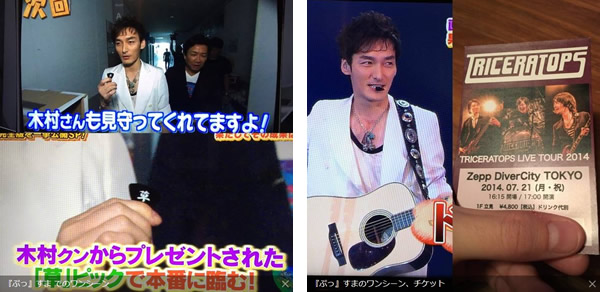 """ぷっすま「草」ギターピック"""""""