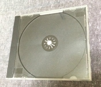トレカ梱包CDケース