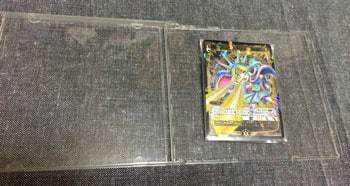 トレーディングカードCDケース梱包